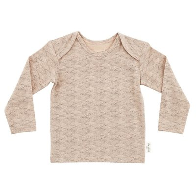 Blouse Sea shell old rose