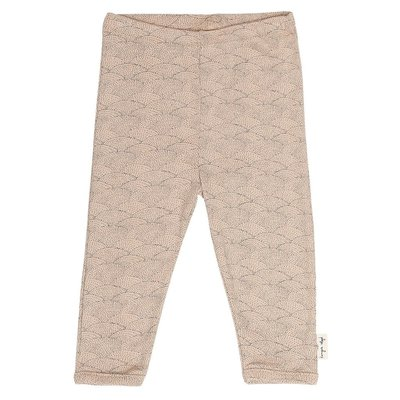 Newborn broek Sea Shell old rose