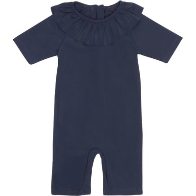 Baby UV swimsuit Girls - Navy