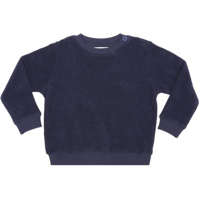 Terry sweatshirt - Navy