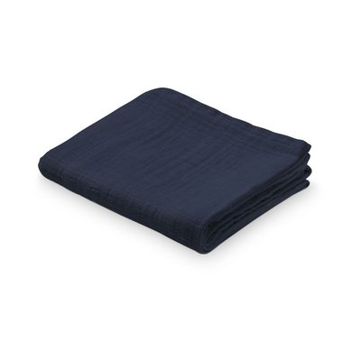 Muslin cloth Navy