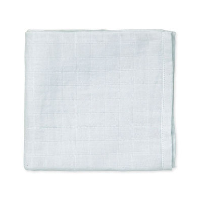 Muslin cloth Baby Blue